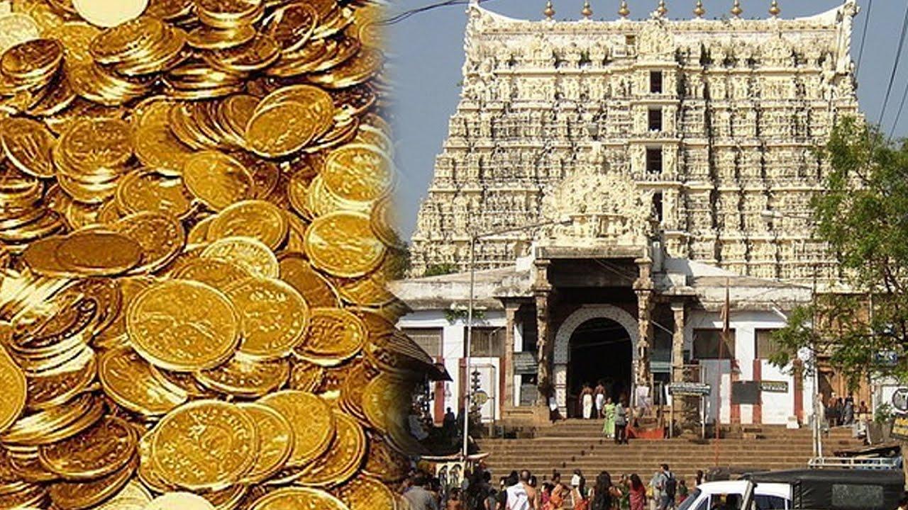 Padmanabhaswamy Temple Gold Latest News Gold Worth Rs 186 Cror...