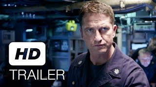Hunter Killer - Trailer #2 (2018) | Gerard Bulter, Gary Oldman