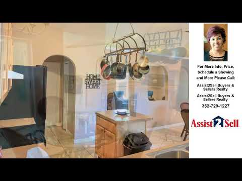 402 Bramble Way, Minneola, FL Presented by Assist2Sell Buyers & Sellers Realty.