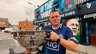 Dublin publicans are busy preparing for this weeks All-Ireland Final between Mayo and Tyrone