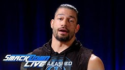Roman Reigns vows to find his attacker tonight: SmackDown LIVE, Aug. 6, 2019
