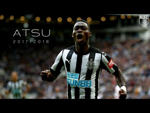 Christian Atsu | Best Skills & Goals 2017/18