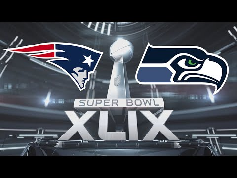 Super Bowl XLIX New England Patriots vs Seattle Seahawks 201