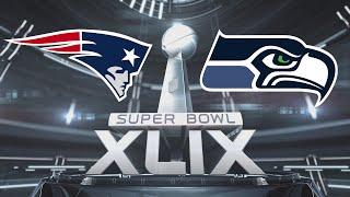 super bowl xlix new england patriots vs seattle seahawks 2015 madden 15