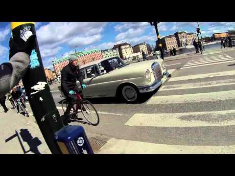 Spring in Stockholm = Nice cars