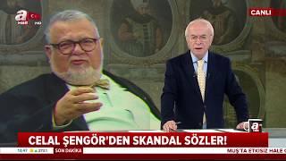Celal Şengör, Osmanlı'ya Ve Müslüman Türklere Hakaret Etti! / A Haber