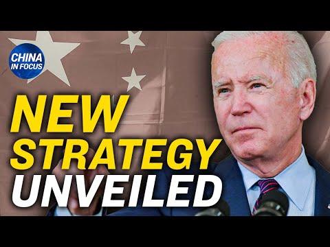 Biden's new China trade plan echoes Trump's; China sends 52 aircraft to Taiwan ADIZ | China in Focus