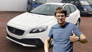 Дешевле новой на 700 тыс , но почти новая ! Volvo v 40 cross country