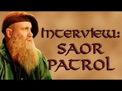 Interview @ Artigiano in Fiera (Rho fair) - SAOR PATROL