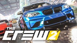 THE CREW 2 ► BMW M2 И УЛИЧНЫЕ ГОНКИ