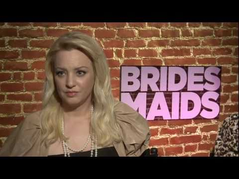 Bridesmaids - Ellie Kemper and Wendi McLendon-Covey - YouTube