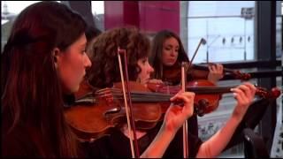 Utrecht Conservatory Strings - Wals uit de serenade voor strijkers (Live @ Bimhuis Amsterdam)