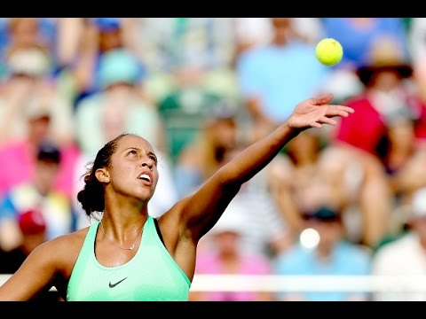 2017 Miami Open Second Round | Madison Keys vs Viktorija Golubic | WTA Highlights
