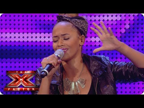 Tamera Foster faces brand new Bootcamp - BOOTCAMP PREVIEW - The X Factor UK 2013