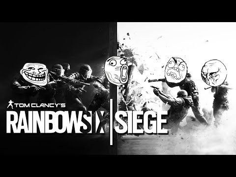 Rainbow 6 Siege: Charged Particles