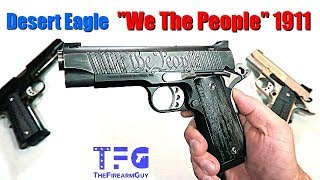 Magnum Research Desert Eagle 1911C - TheFireArmGuy
