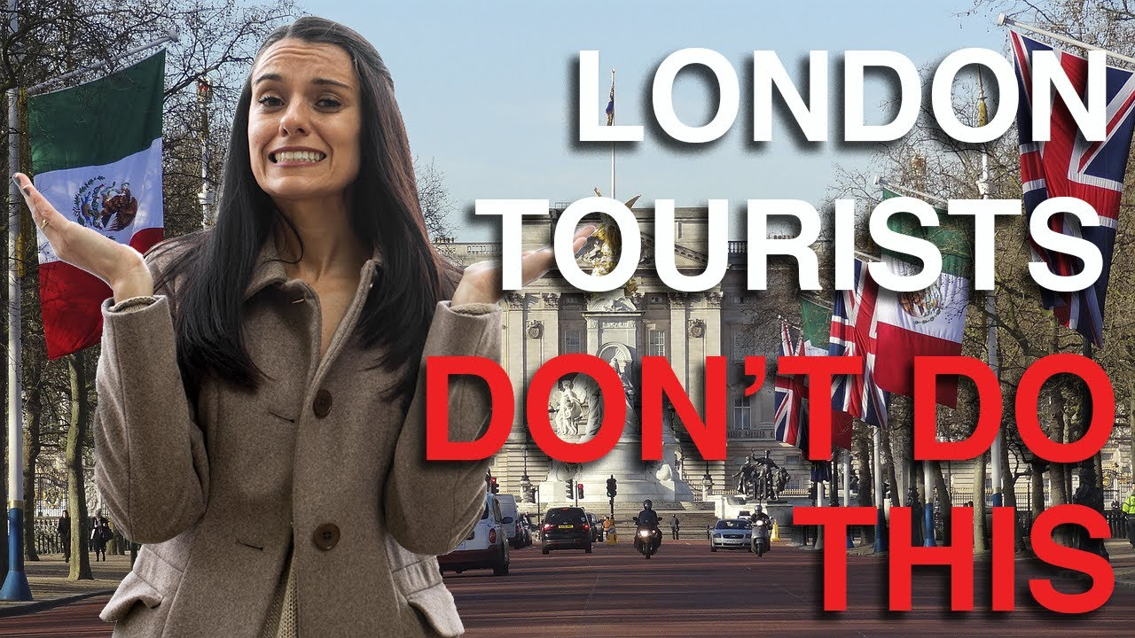 Download 15 Mistakes London Tourists ALWAYS Make (eek) 2019 | Love and London