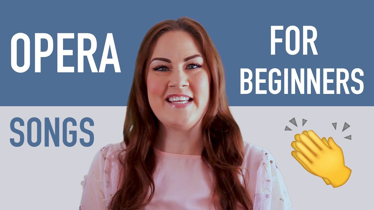 8 Beautiful Opera Arias for Beginner Singers – TakeLessons Blog