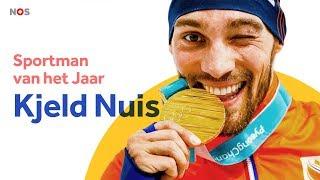 Kjeld Nuis is Sportman van het Jaar   Sportgala 2018
