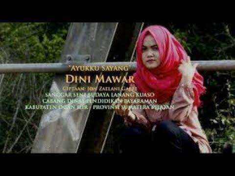 Ayukku Sayang ( Dini Mawar)  | Album Daerah Penesak Vol.02 Ogan Ilir