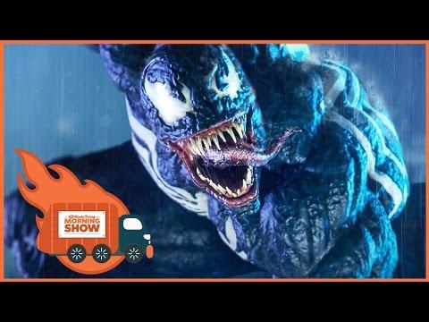 Tom Hardy Is Venom - Kinda Funny Morning Show 05.19.2017