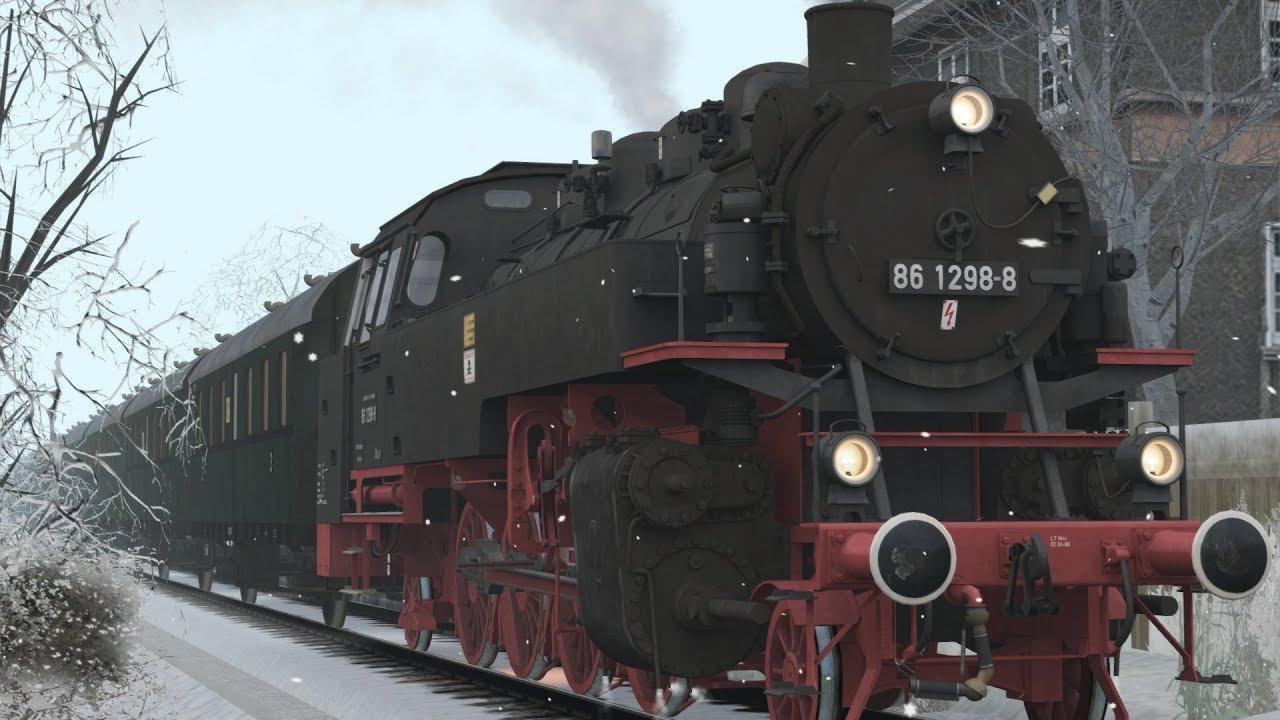 8c5af06d5b9 Train Simulator 2019: Wutachtalbahn - DR BR86 - Doing the School Run ...
