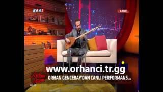 Orhan Gencebay Bağlama Hatasız Kul Olmaz Kral tv  15 12 2016