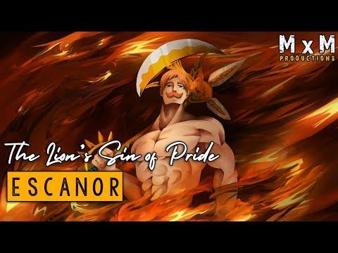 The Lion's Sin Of Pride - Escanor | Seven Deadly Sins [AMV/ASMV]