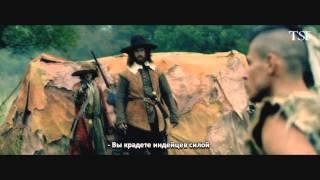 Первый трейлер к сериалу «Новые Миры» с Джейми Дорнаном (русские субтитры)