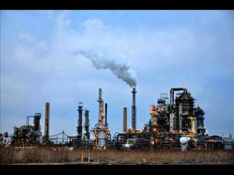 Adult Swim Bump - Oil Refinery