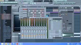 Deadmau5 - Alone with you (FL Studio remake)