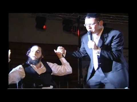 Dovid Gabay Performs at CHAZAK 14  2/5