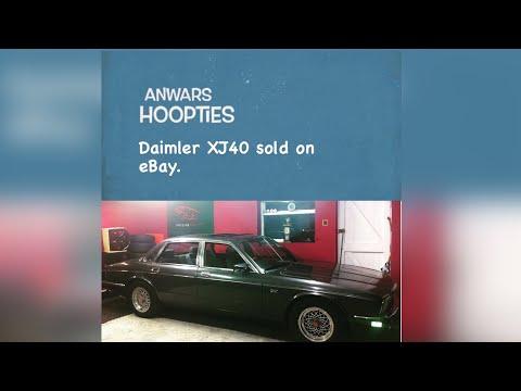 Daimler / Jaguar XJ40 3.6 (Sold)