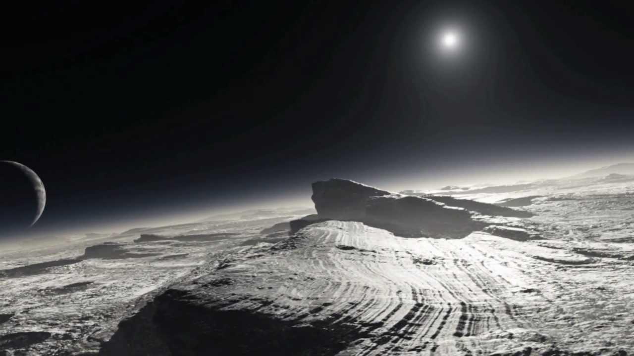 Sun planet surface