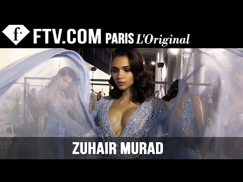 Zuhair Murad Backstage | Paris Couture Fashion Week | FashionTV
