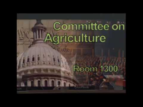 Full Committee on Agriculture – Business Meeting