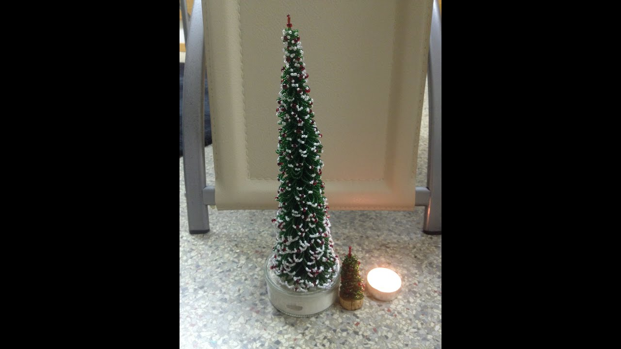 tannenbaum aus perlen weihnachten grosser sch ner. Black Bedroom Furniture Sets. Home Design Ideas
