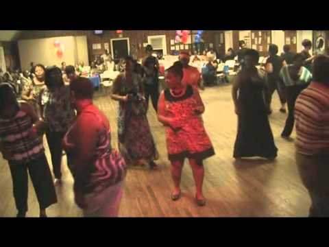 how to wobble line dance