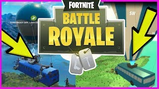 FORTNITE BATTLE ROYALE VS. ROBLOX ISLAND ROYALE