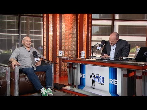 """Rob Corddry of HBO's """"Ballers"""" Joins The Rich Eisen Show In-Studio 
