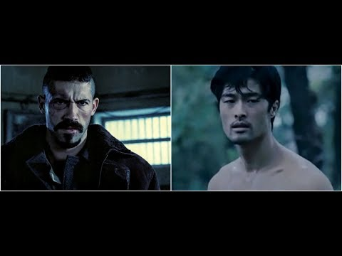 Scott Adkins VS Johnny Tri Nguyen