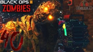"Black Ops 3 ZOMBIES ""THE GIANT"" - HIGH ROUND STRATEGY GAMEPLAY LIVE! (Call of Duty BO3 ZOMBIES)"
