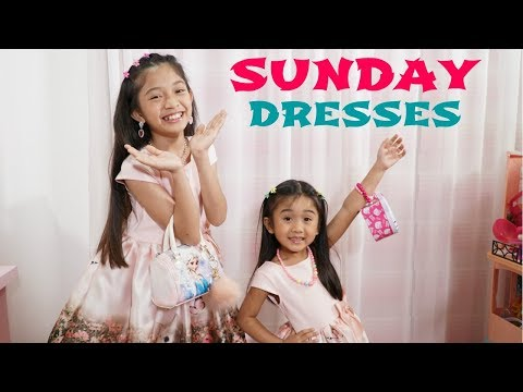 SUNDAY DRESSES and ACCESSORIES
