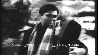 Ye khamoshiyan ye tanhaiyan..Asha Bhosle_Rafi_Rajindar K_Ravi..Tribute to Leela Naidu