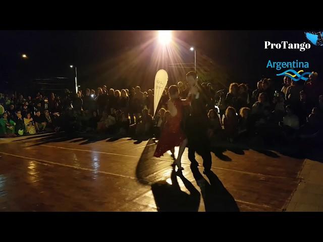 Campeones Categoría  Escenario, campeonato tango Baile Uruguay