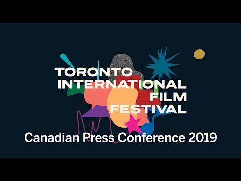Canadian Press Conference | TIFF 2019