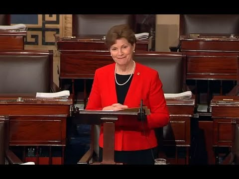 SHAHEEN AND COLLINS SPEAK ON SENATE FLOOR IN CALL FOR IMMEDIATE ACTION ON SEQUESTER