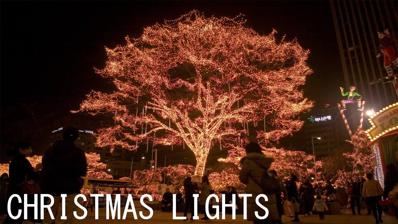 Photoshop CS6 Christmas Lights - YouTube