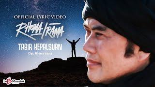 Rhoma Irama - Tabir Kepalsuan (Official Lyric Video)