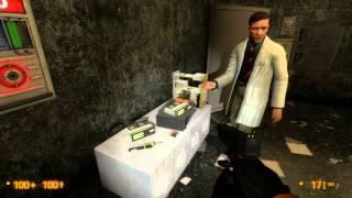 Black Mesa Source - Walkthrough - Office Complex